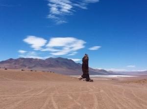 A caminho ao Salar de Tara