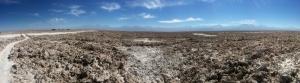 Salar de Atacama - Panorâmica