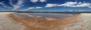 Laguna Cejar - Panorâmica