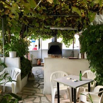 Restaurante local A Antiguinha