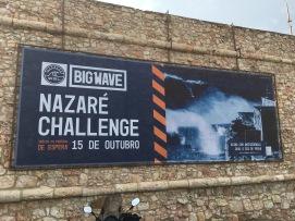 Estava acontecendo o Nazaré Challenge